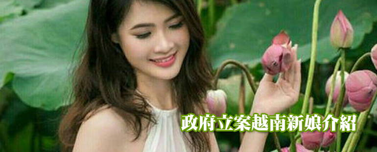 政府立案越南新娘介紹